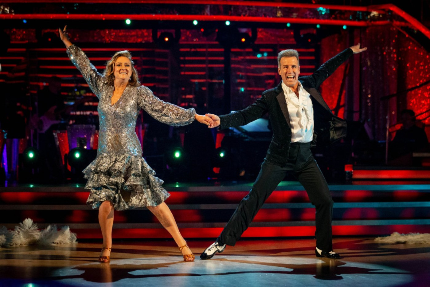 jacqui smith and anton du beke on strictly