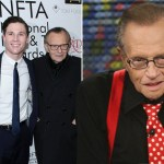 My Celebrity Life – Larry Kings sons have spoken out following the news of the TV hosts death Picture GettyEPA