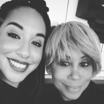 My Celebrity Life – Trisha Goddard took a test to ensure she didnt have HIV or pass it onto her daughter Billie Picture billiedeeg Instagram