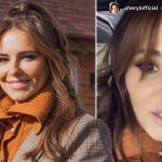 My Celebrity Life – Cheryl stepped out to support Billy Mongers challenge for Comic Relief Picture Patch DolanComic Relief