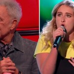 My Celebrity Life – Sir Tom Jones expressed regret after not turning for Ella Young Picture ITV