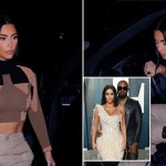 My Celebrity Life – Kim Kardashian and Kanye West have called time on their relationship Picture MEGA AgencyREX