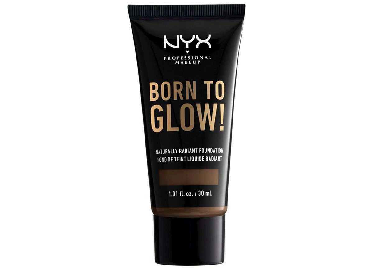 My Celebrity Life – Nyx Professional Makeup Born to Glow Naturally Radiant Foundation