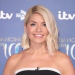 My Celebrity Life – Holly Willoughby celebrated the schools being open again on This Morning Picture Mike MarslandWireImage
