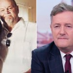 My Celebrity Life – Piers Morgan reveals Meghan Markles dad Thomas will appear on Good Morning Britain after Oprah interview Picture RexITV