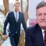 My Celebrity Life – Piers Morgan allegedly refused to apologise on air to Meghan Markle Picture Rex