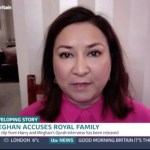 My Celebrity Life – Ayesha was cut off by Susanna for her comments Picture ITV