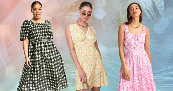 Nine of the best summer dresses for women who have to wear bras