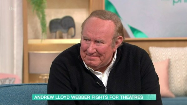 Andrew Neil in tears to 'kind' Holly Willoughby and Phillip Schofield ahead of GB News launch