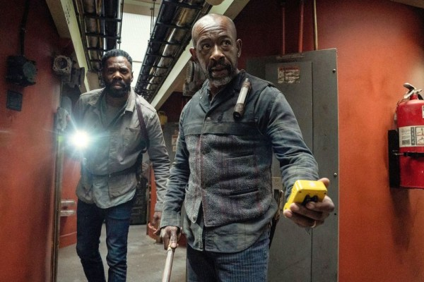 Fear the Walking Dead boss explains 'completely justified' Strand and Morgan shock twist