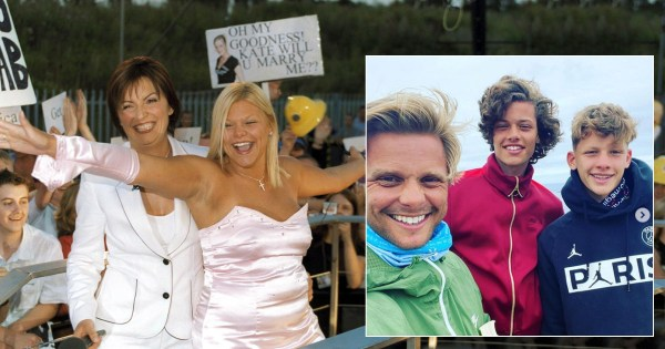 Jeff Brazier's sons 'ready to watch mum Jade Goody on Big Brother' 12 years after her death