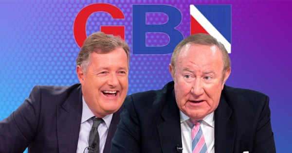 Piers Morgan in 'good conversations' with Andrew Neil to join GB News – but rules out more breakfast TV