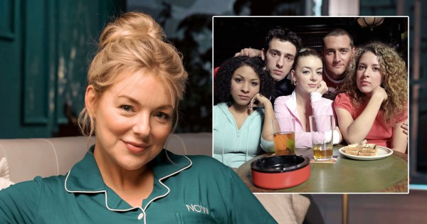 Sheridan Smith wouldn't rule out Two Pints of Lager reunion: 'Janet probably has 20 kids and is still in the pub'