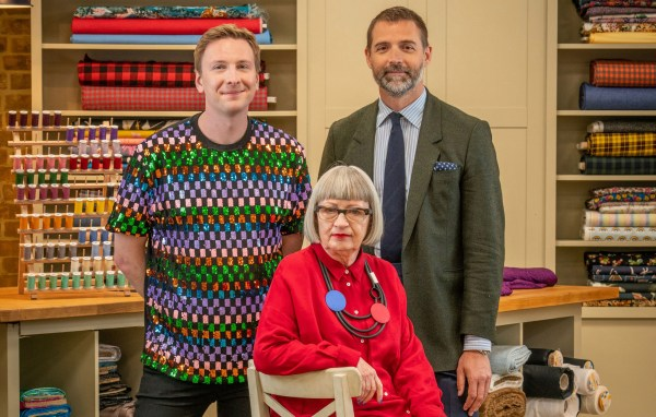 The Great British Sewing Bee finalists revealed after glamorous 1940s challenge