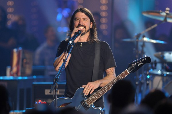 Foo Fighters announce gig which will only allow fully vaccinated audience but some fans aren't happy