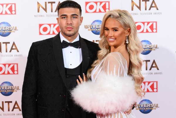 Molly-Mae Hague 'targeted by vile abuse' at boyfriend Tommy Fury's boxing match