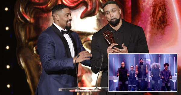 Diversity's Ashley Banjo reveals he strengthened family's security following abuse over Bafta-winning BLM routine