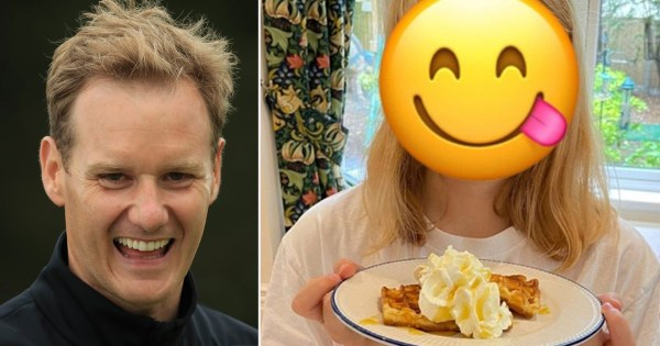 BBC Breakfast's Dan Walker shares rare snap of teen daughter Susie as she celebrates 14th birthday