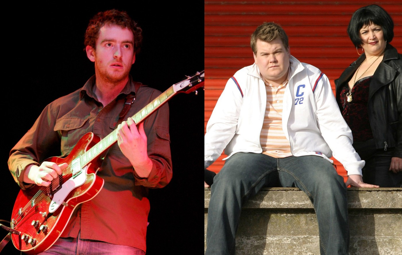 Stephen Fretwell and Gavin and Stacey
