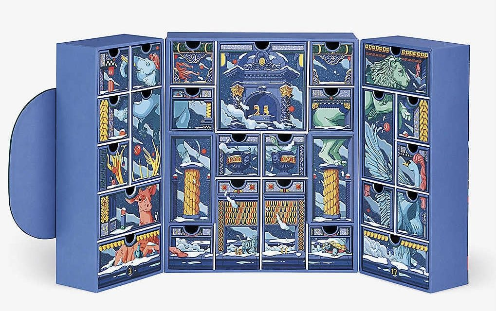 Diptyque Limited-Edition Advent Calendar