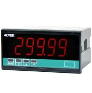 Adtek CS2-RL frequency meter
