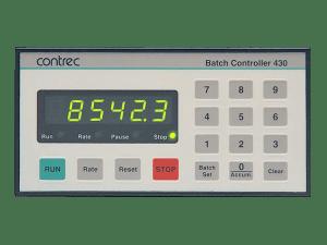 Contrec 430 Batch Controller