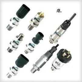 Gems Sensor & Control 31CS / 32CS Series Sputtered Thin Film Pressure Sensor