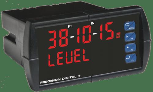 Precision Digital PD6001 ProVu Feet & Inches Level Meter