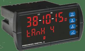 Precision Digital PD6089 ProVu Feet & Inches Modbus Scanner