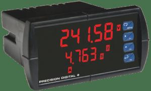 Precision Digital PD6400 ProVu High Voltage & Current Digital Panel Meter