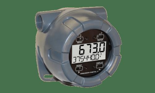 Precision Digital PD6730 Vantageview NEMA 4X Pulse Input Rate/Totalizer