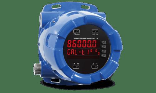 Precision Digital PD8-765 ProtEX-MAX Explosion-Proof Process and Temperature Meter