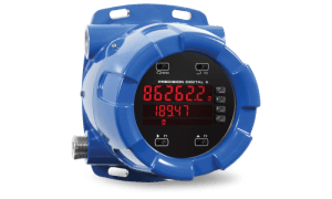 Precision Digital PD8-6262 ProtEX-MAX Explosion-Proof Dual Analog Input Flow Rate/Totalizer