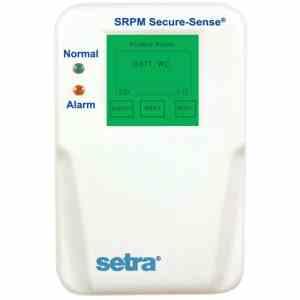 Setra SPRM Room Pressure Monitoring