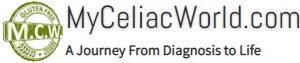 MyCeliacWorld dot com header graphic