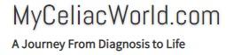 MyCeliacWorld dot com header