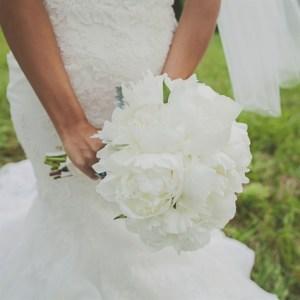 bouquet blanc myceremonie