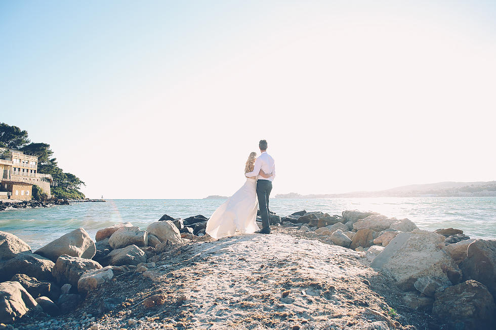 mariage sanary la farandole