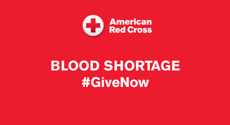 Severe Blood Shortage: Red Cross Issues Immediate Call for Blood and Platelet Donations