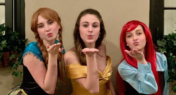 SALT Performing Arts Hosts A Princess Party