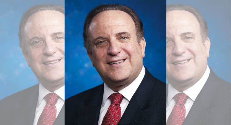 State Senator Andy Dinniman
