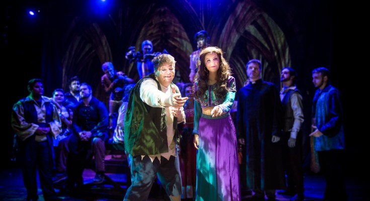 SALT Presents Its Next Great Hit, The Hunchback of Notre Dame, March 14 - 24, 2019