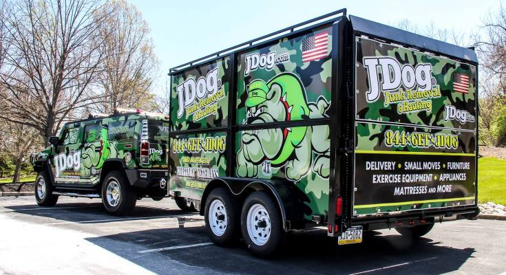 Marine Corps Veteran Kevin Kopa Named President and COO of JDog Junk Removal & Hauling