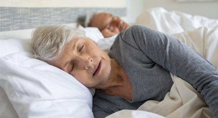 How You Sleep Affects Your Health... and could give you wrinkles