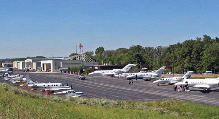 Rep. Williams Announces State Investment for Chester County Airport