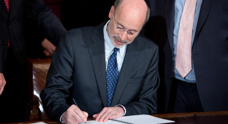Governor Wolf Signs Bills Raising Tobacco Age to 21, Supporting Rural Health Model, and Allowing Hunting on Three Sundays