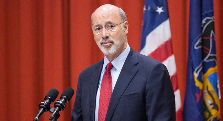 Governor Wolf Signs Historic Election Reform Bill Including New Mail-in Voting