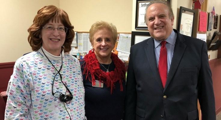 "Dinniman: Community Volunteers in Medicine ""Adopts"" 150 Veterans for Dental Care"