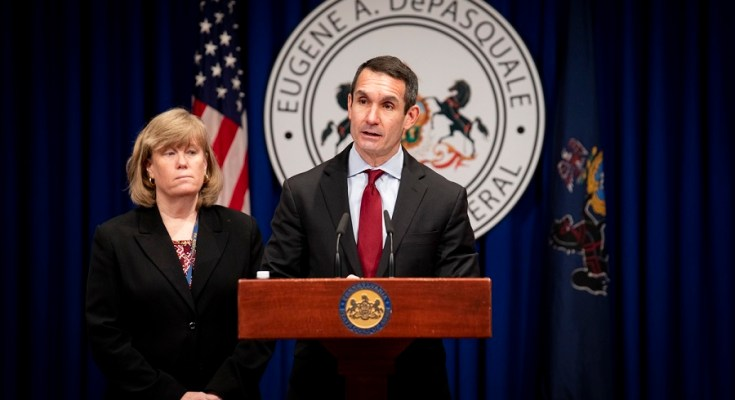 Auditor General DePasquale Issues Audit of Voter Registration System, Calls for Changes at Pennsylvania Department of State