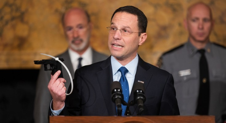 AG Shapiro, Gov. Wolf: 80% Receivers Are Firearms